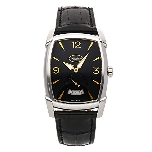 Parmigiani Fleurier Kalpa Mechanical (Automatic) Black Dial Mens Watch PFC124-0001401-HA1422 (Certified Pre-Owned)
