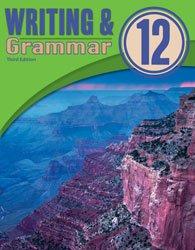Read Online Writing Grammar Worktext Grd12 PDF
