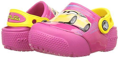 Pictures of Crocs Kids' Fun Lab Light Up Cars 3 Clog C12 4