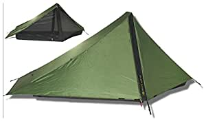 Six Moon Designs Skyscape Scout - Green, 1 Person, 40 oz. Tent. 2017 Version