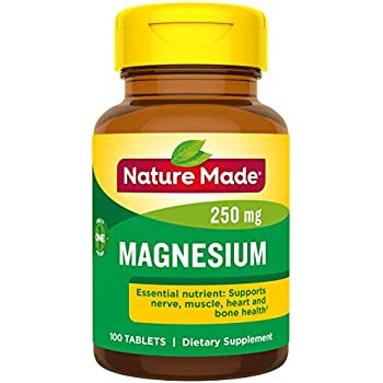 Amazon.com: Miller Mg Plus Protein Magnesium 100 Tablets
