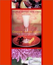 Dinner After Dark Signature Vertical Note Cards (Potter Style)
