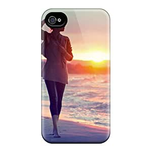 POzJzbM4952QZnvV ConnieJCole Beach Walk Feeling Iphone 4/4s On Your Style Birthday Gift Cover Case