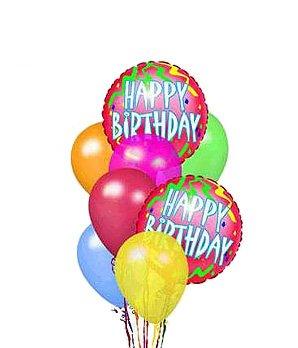 Amazon Happy Birthday Balloons
