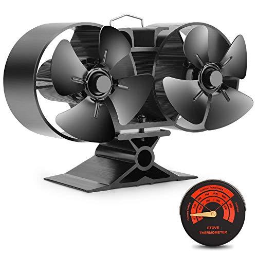 wood stove room fan - 6