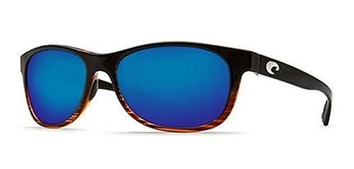 cd251c242300 Amazon.com: Costa Del Mar Prop 580P Prop, Coconut Fade Blue Mirror ...