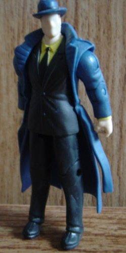 DC Universe Infinite Heroes Crisis THE QUESTION Black Suit W/Trenchcoat Varient 4