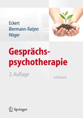 Download Gesprächspsychotherapie: Lehrbuch (German Edition) Pdf