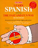 Learn Spanish the Fast and Fun Way Book, Hammitt, Gene, 0764102052