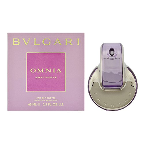 Bvlgari Omnia Amethyste By Bvlgari For Women Eau De Toilette Spray  2 2 Ounces