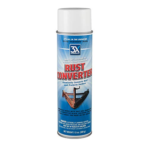 (3X:Chemistry 99021 Rust Converter - 13 oz. Aerosol)
