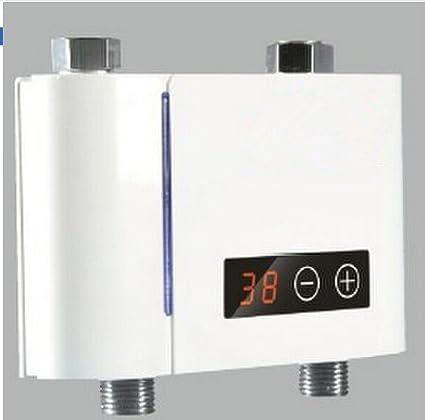 GOWE eléctrico ducha calentador de agua termostato digital Touch grifo termostato mezclador válvula mezcladora termostática con