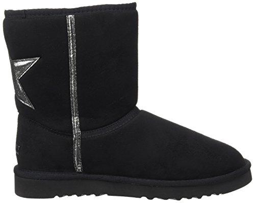 Star Donna black Boot Uma Nero Stivali Esprit gwqP5Cv