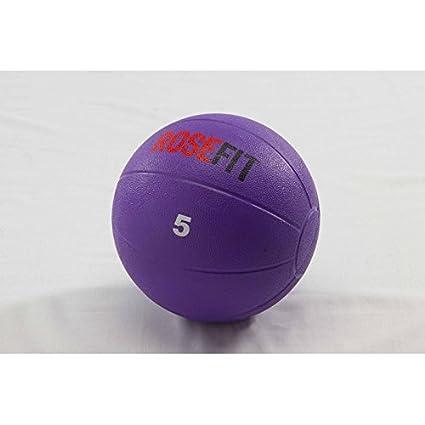 ROSEFIT Balón Medicinal - 5 Kg: Amazon.es: Deportes y aire libre