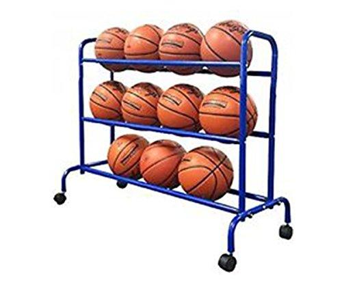 Coast Athletic Portable Basketball Cart Rack