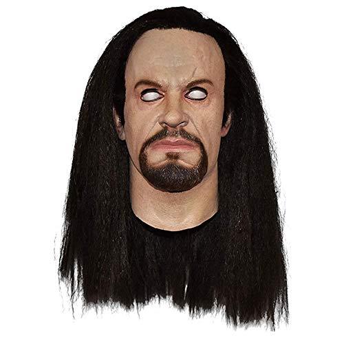 Trick Or Treat Studios WWE The Undertaker Mask Standard (Wwe Mask Kane)