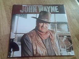 2015 John Wayne Wall Calendar