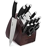 15-Pc. Calphalon Contemporary Self-Sharpening Knife Block Set