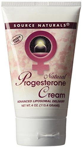 Progesterone Cream 4oz by Source