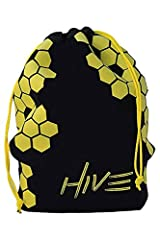 Hive is a top of the line, weather resistant, neoprene glove bag with a universal plastic shell secured inside. Any glove (infield, outfield, catcher, lefty, righty) will fit directly into it. The universal shell is specifically designed to p...