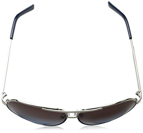 Sol de Hombre Plateado Guf11Si para GUESS Gafas wBvnR