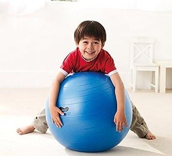 Ajod Bouncer Hopper Jump N Bounce Retro Ball Handle, 65 cm, Multicolour