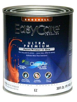 True Value Mfg EZP-QT Easycare Qt. Pastel Base for Interior Eggshell Latex Enamel - Quantity 4