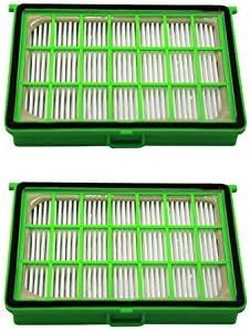 Green Label Pack de 2 Filtros HEPA para Aspiradoras Rowenta ...