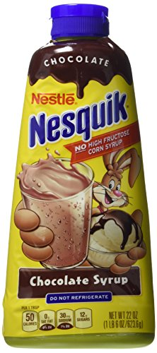 Nesquik Syrup - Chocolate - 22 oz - 3 pk