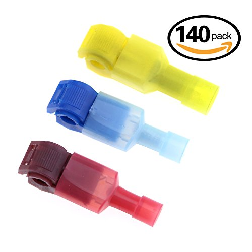 hilitchi-140pcs-22-16-16-14-12-10-gauge-quick-splice-wire-terminals-and-fully-insulated-male-spade-w