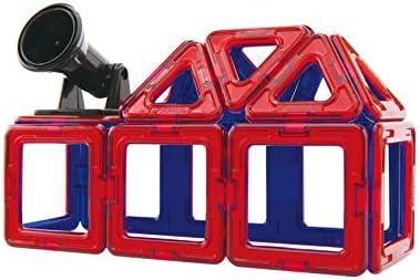 MAGFORMERS 717001 Polizei und Feuerwehr Figuren Police and Rescue Set, Multicolor