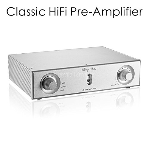 Nobsound Metal-oxide Semiconductor MOSFET Pre-Amplifier Preamplifier HiFi Field Effect Transistor FET Audio Holosymmetry Difference-in-differences Preamp by Nobsound