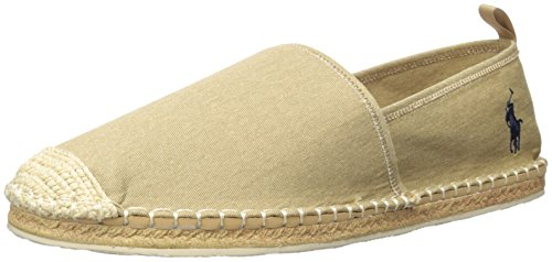 Polo Ralph Lauren Mens Barron-sh Loafer Tan