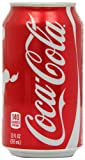 old coca cola cans - 12 Pack 12 Ounce Cans of Coca Cola