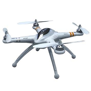 Walkera - Quadrocopter QR X350 con Devo F7 FPV, Color Blanco ...