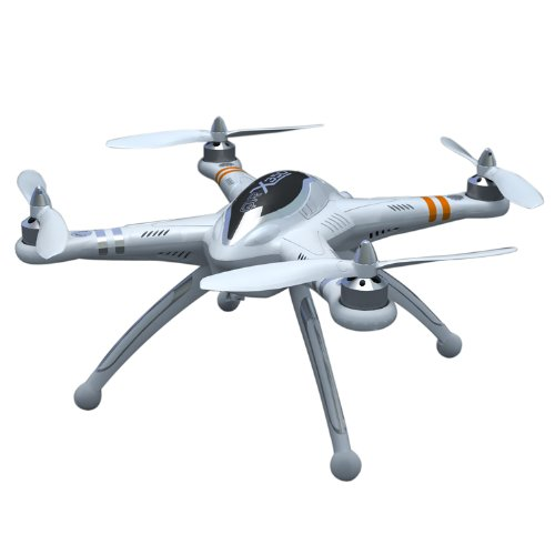 Walkera 25148 - Quadrocopter QR X350 UFO with GPS (Ladybird Walkera Fpv V2 Qr)