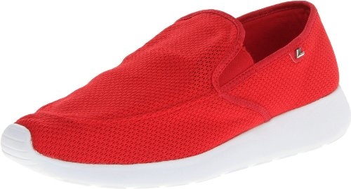 Lugz Heren Zosho Slip Op Sneakers Rood / Wit