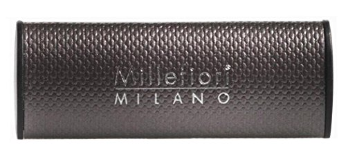Millefiori Milano 1CAR13 Car Air Freshener, Sandalo Bergamotto