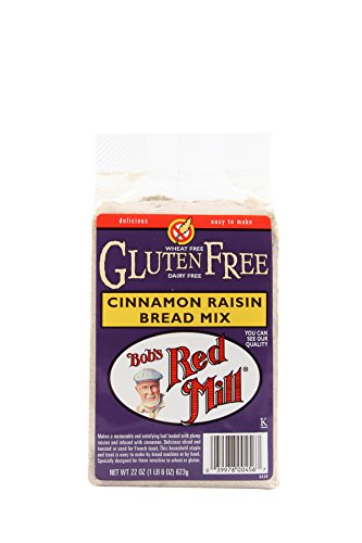 cinnamon raisin bread mix - 1