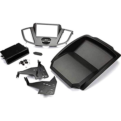 Metra 99-5835G Double/Single DIN Dash Kit For 2015-UP Ford Transit - Gray by Metra