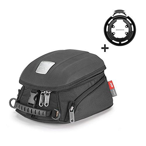Tank Bag Set BMW K1300R 09-16 Givi MT505 Tanklock + Ring