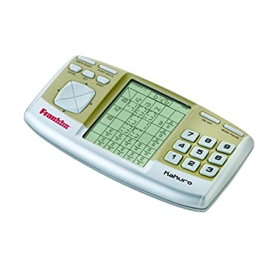 Franklin Electronics Kakuro Puzzle (KUR-325): Electronics