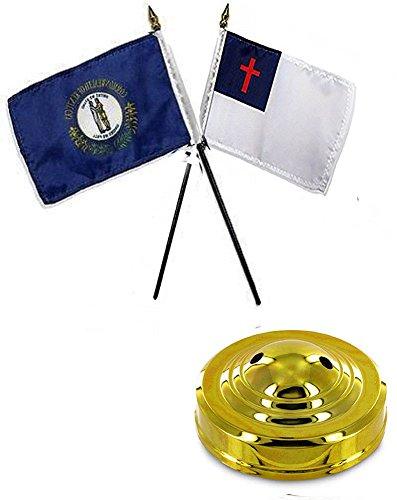 K's Novelties State Kentucky & Christian 4