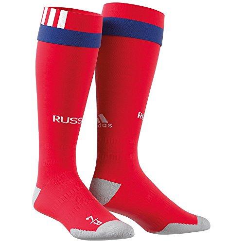 adidas Trikot/Auswärts-socken Russland Replica 1 Paar, rot/royal blau/weiß, 46-48, AA0374