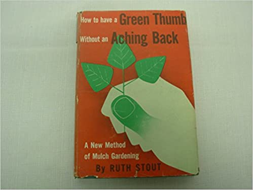 without Aching thumb back green