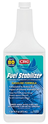 CRC 6162 Marine Fuel Stabilizer - Gasoline, 16 Fl (Crc Marine Engine)