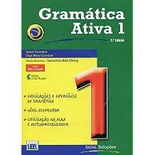Gramática Ativa 1. Versão Brasileira - Conforme Novo Acordo Ortográfico (+ CD Áudio)