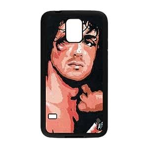 YUAHS(TM) Custom Phone Case for SamSung Galaxy S5 I9600 with Rocky Balboa YAS905163