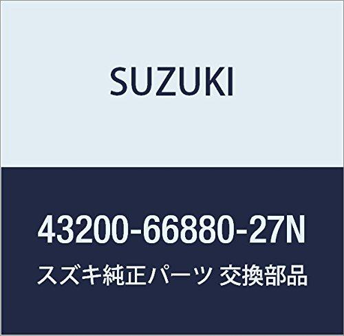 SUZUKI (スズキ) 純正部品 ホイールセット アルミ(14X41/2J)(シルバー) セルボ MRワゴン 品番43200-66880-27N B01M08KRL9