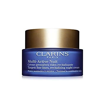 Multi-active Moisturizing Night Cream – All Skin Types By Clarins